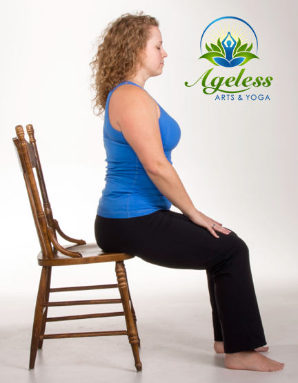 chair yoga teacher training paris, on | ageless arts & yoga school