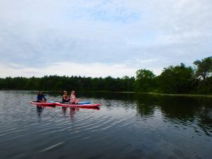 Kayaking Yoga and Meditation June 16, 2018-1