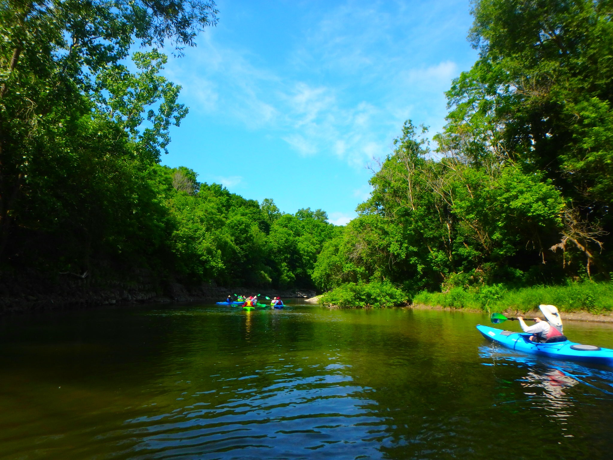 Kayaking Yoga Meditation - Solstice - Jun 21 2018-1
