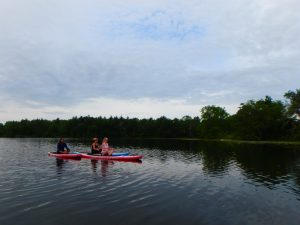 Kayaking Yoga and Meditation June 16, 2018-2