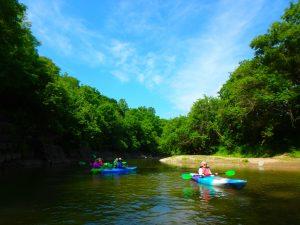 Kayaking Yoga Meditation - Solstice - Jun 21 2018-3
