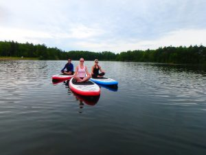 Kayaking Yoga and Meditation June 16, 2018-4