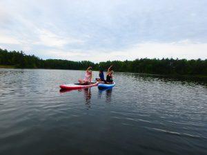 Kayaking Yoga and Meditation June 16, 2018-5