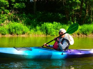 Kayaking Yoga Meditation - Solstice - Jun 21 2018-5