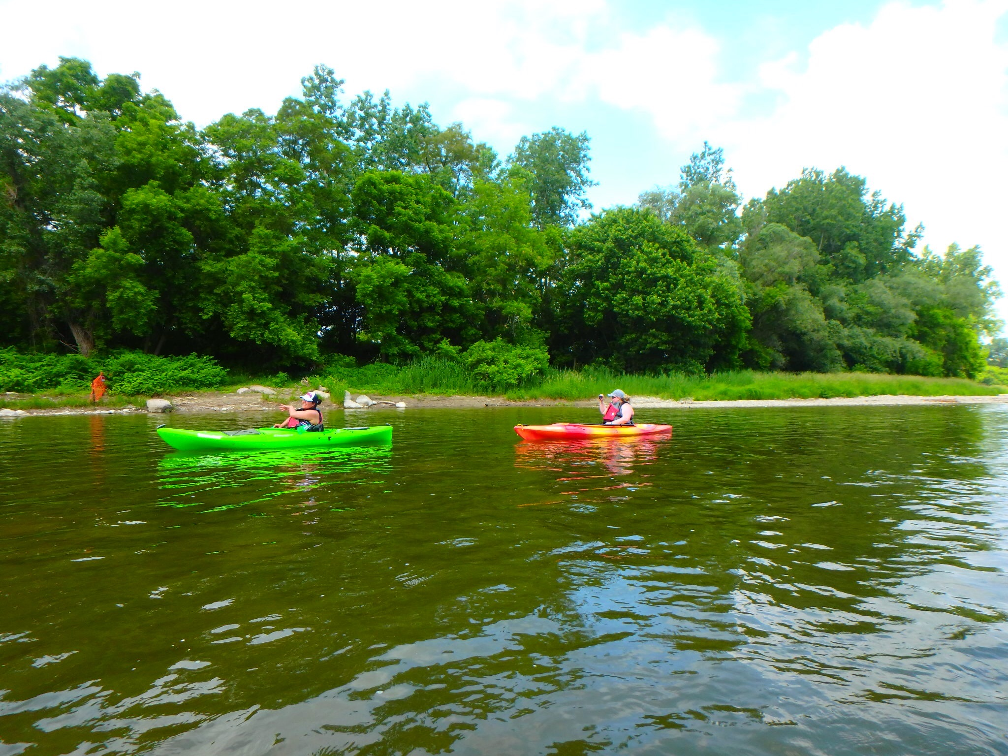 Kayaking Yoga Meditation Jun 13-18-6
