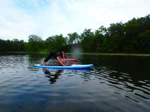 Kayaking Yoga and Meditation June 16, 2018-6