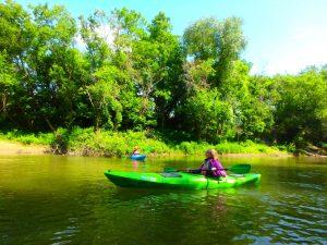 Kayaking Yoga Meditation - Solstice - Jun 21 2018-6