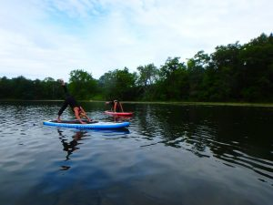 Kayaking Yoga and Meditation June 16, 2018-7