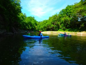 Kayaking Yoga Meditation - Solstice - Jun 21 2018-7