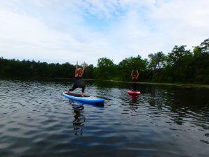 Kayaking Yoga and Meditation June 16, 2018-8