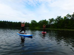 Kayaking Yoga and Meditation June 16, 2018-9