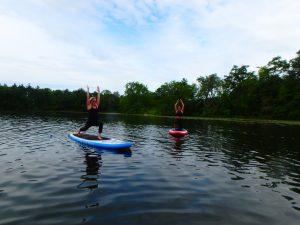 Kayaking Yoga and Meditation June 16, 2018-9