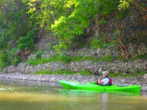 Kayaking Yoga Meditation - Solstice - Jun 21 2018-9