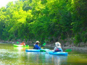 Kayaking Yoga Meditation - Solstice - Jun 21 2018-10