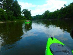 Kayaking Yoga Meditation Jun 13-18-11