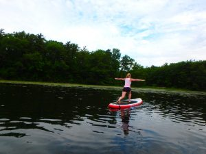 Kayaking Yoga and Meditation June 16, 2018-11
