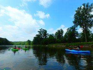 Kayaking Yoga Meditation Jun 13-18-12