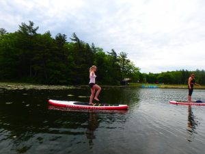 Kayaking Yoga and Meditation June 16, 2018-12