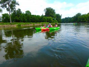 Kayaking Yoga Meditation Jun 13-18-13