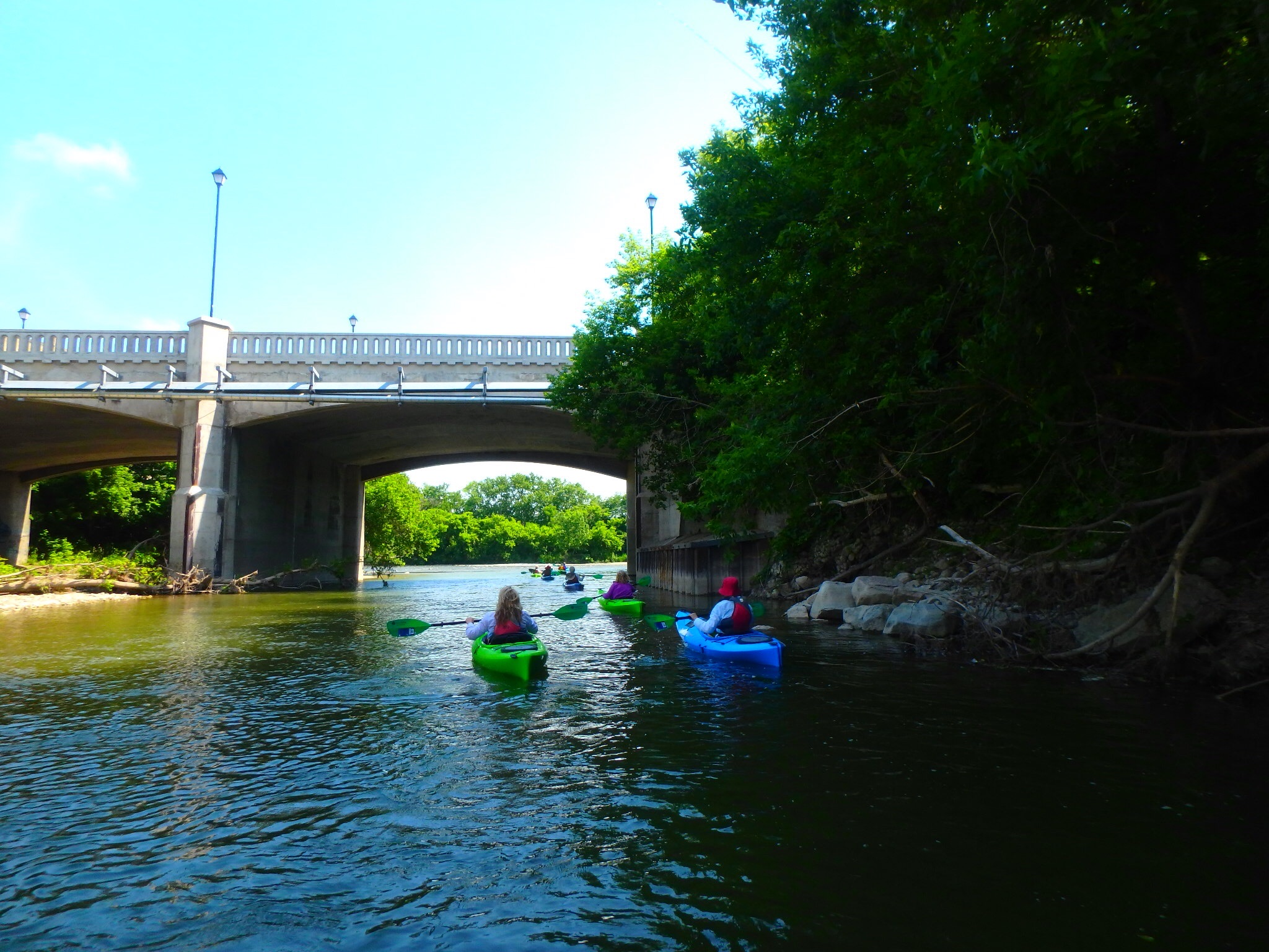 Kayaking Yoga Meditation - Solstice - Jun 21 2018-13
