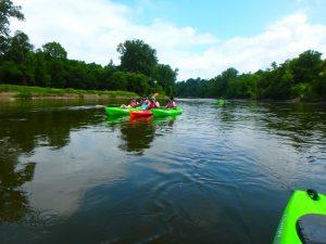 Kayaking Yoga Meditation Jun 13-18-14