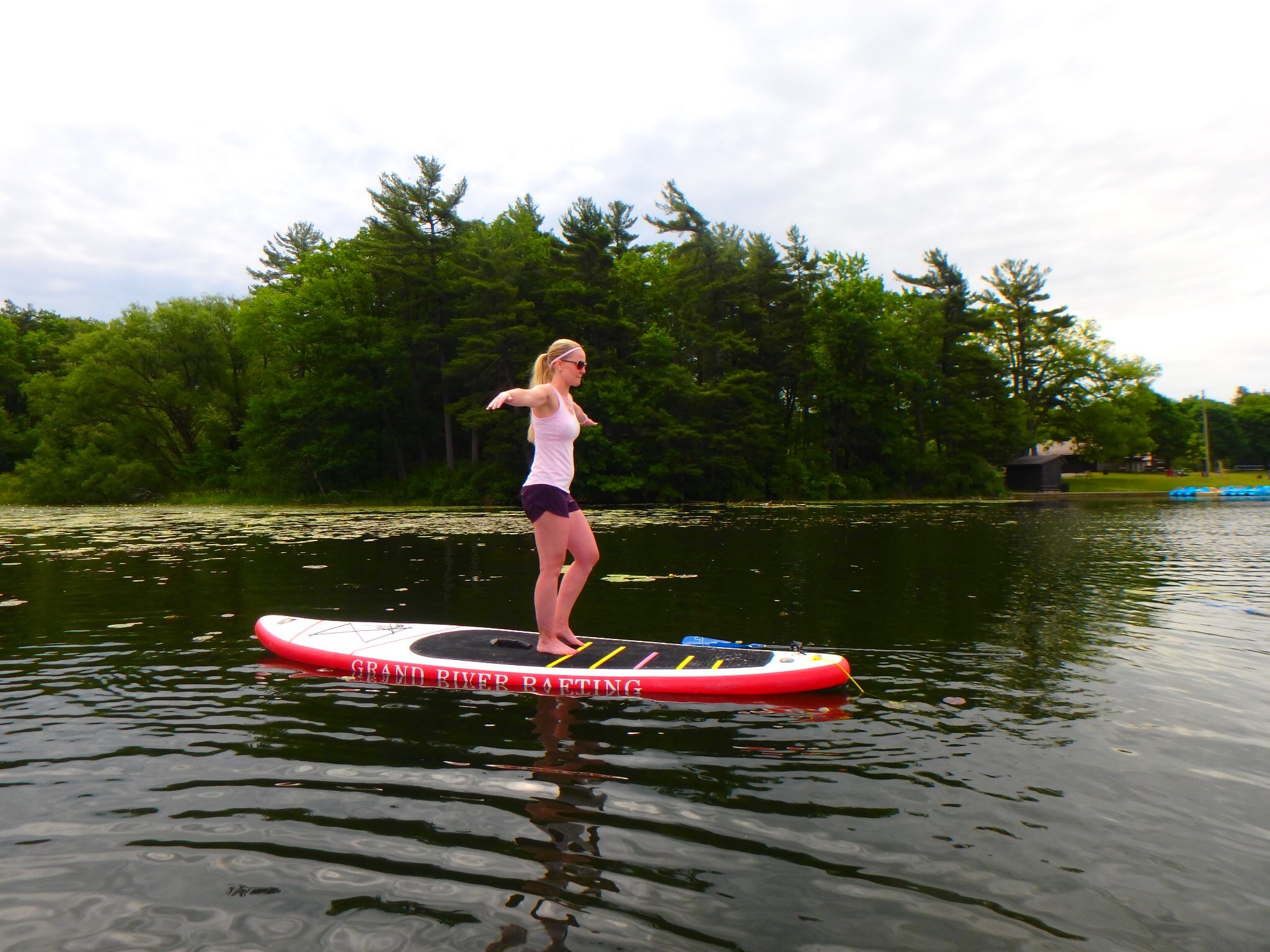 Kayaking Yoga and Meditation June 16, 2018-14