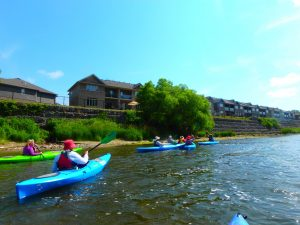 Kayaking Yoga Meditation - Solstice - Jun 21 2018-14