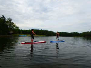 Kayaking Yoga and Meditation June 16, 2018-15