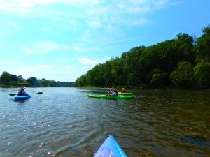 Kayaking Yoga Meditation - Solstice - Jun 21 2018-15