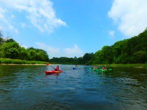 Kayaking Yoga Meditation Jun 13-18-16