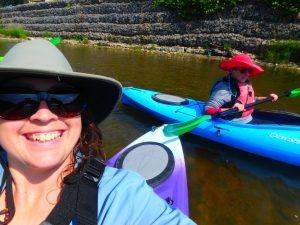 Kayaking Yoga Meditation - Solstice - Jun 21 2018-16