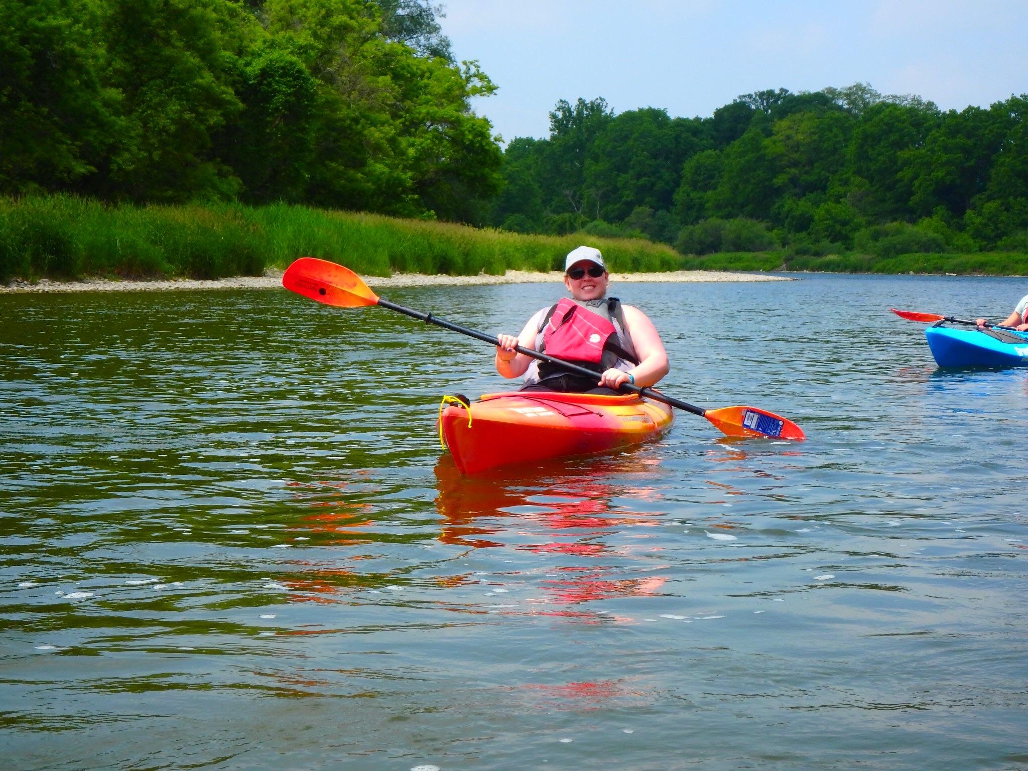 Kayaking Yoga Meditation Jun 13-18-17