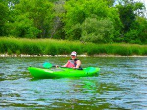 Kayaking Yoga Meditation Jun 13-18-19