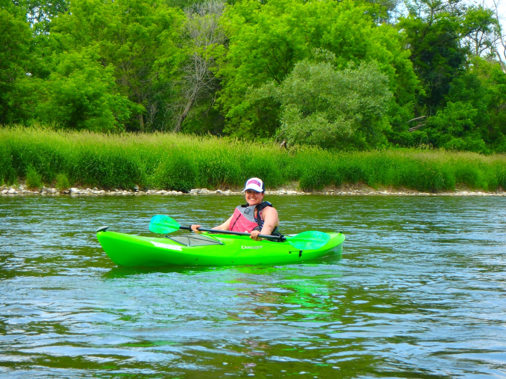 Kayaking Yoga Meditation Jun 13-18-19
