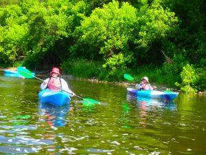 Kayaking Yoga Meditation - Solstice - Jun 21 2018-19
