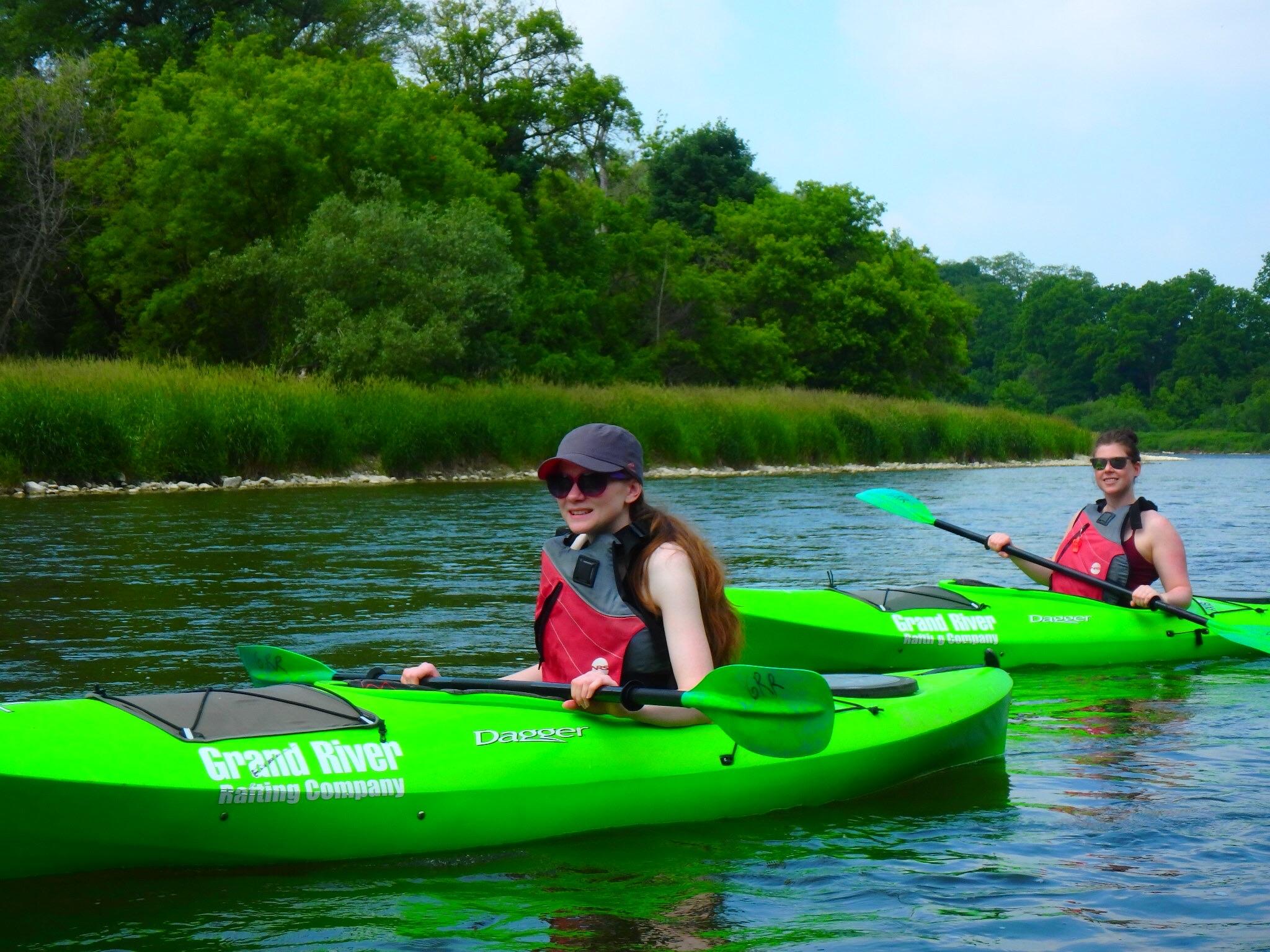 Kayaking Yoga Meditation Jun 13-18-20