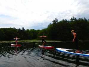 Kayaking Yoga and Meditation June 16, 2018-20