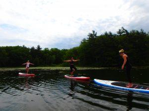 Kayaking Yoga and Meditation June 16, 2018-20