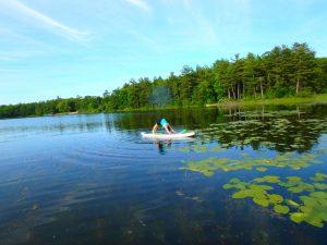 Kayaking Yoga and Meditation June 16, 2018-21