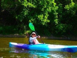 Kayaking Yoga Meditation - Solstice - Jun 21 2018-21