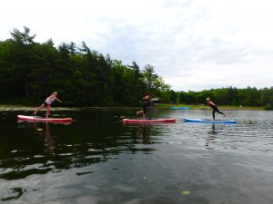 Kayaking Yoga and Meditation June 16, 2018-22