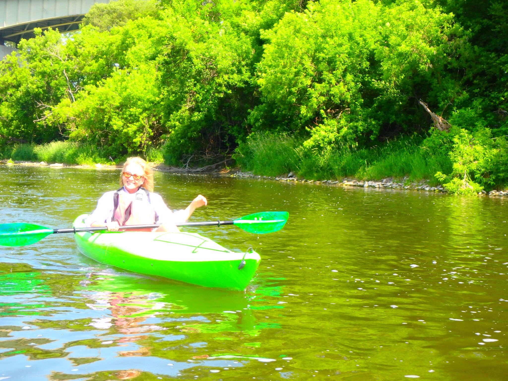 Kayaking Yoga Meditation - Solstice - Jun 21 2018-22