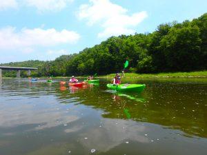Kayaking Yoga Meditation Jun 13-18-23