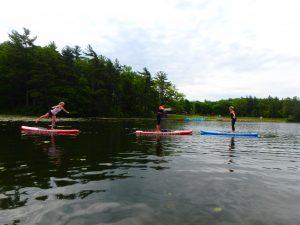 Kayaking Yoga and Meditation June 16, 2018-23