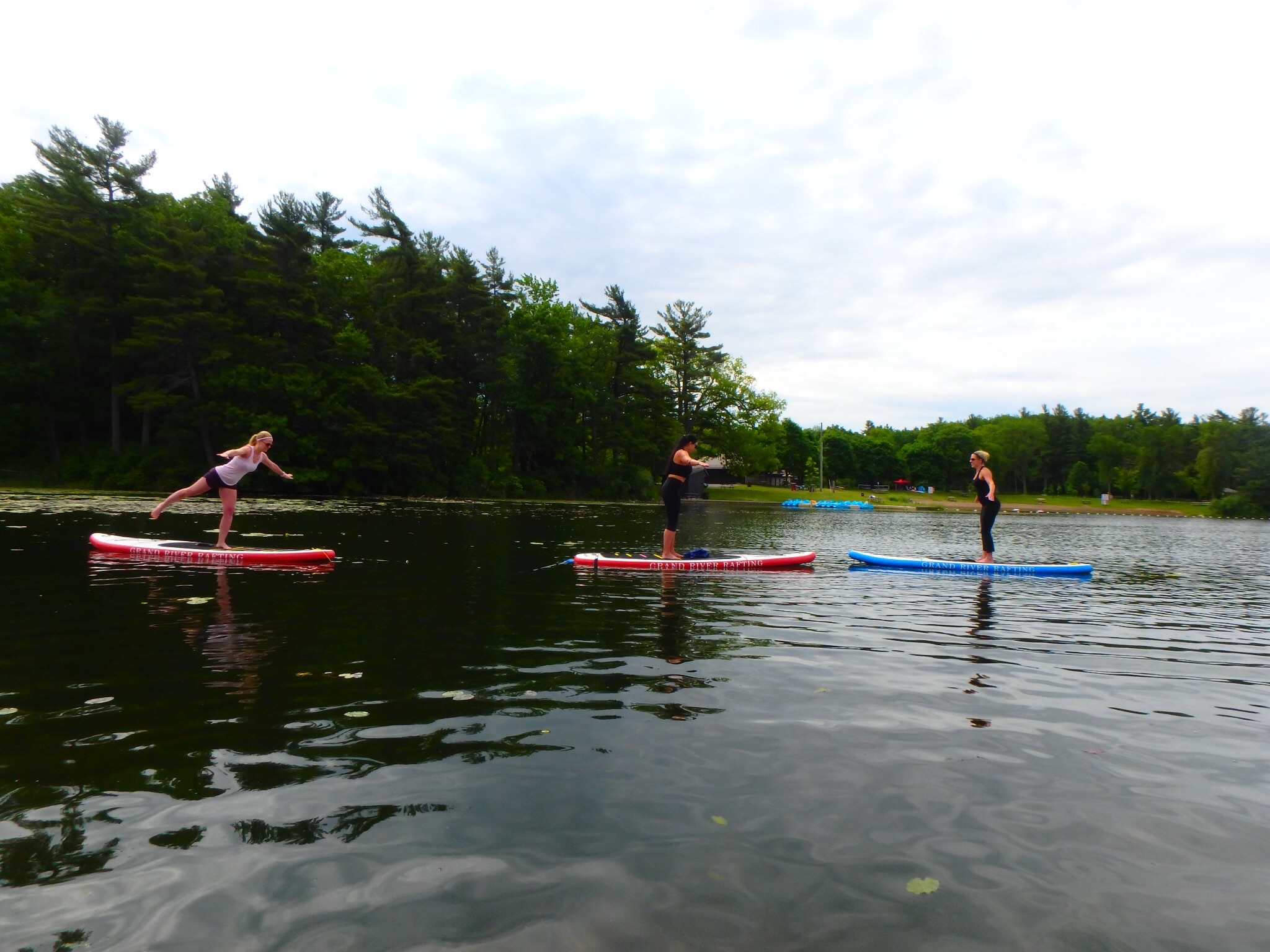 Kayaking Yoga and Meditation June 16, 2018-23