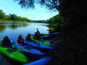 Kayaking Yoga Meditation - Solstice - Jun 21 2018-24