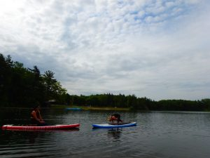 Kayaking Yoga and Meditation June 16, 2018-25