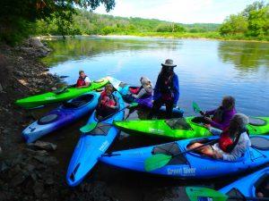 Kayaking Yoga Meditation - Solstice - Jun 21 2018-25