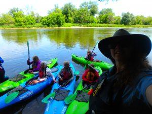 Kayaking Yoga Meditation - Solstice - Jun 21 2018-26