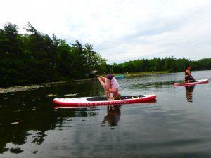 Kayaking Yoga and Meditation June 16, 2018-28